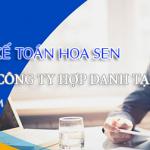 Thành lập công ty hợp danh tại Đà Nẵng