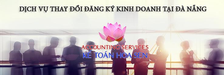 Thay doi dang ky kinh doanh tai da nang