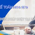 Thay đổi người đại diện pháp luật tại Đà Nẵng