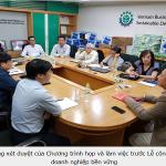 Công bố 100 doanh nghiệp phát triển bền vững Việt Nam 2017
