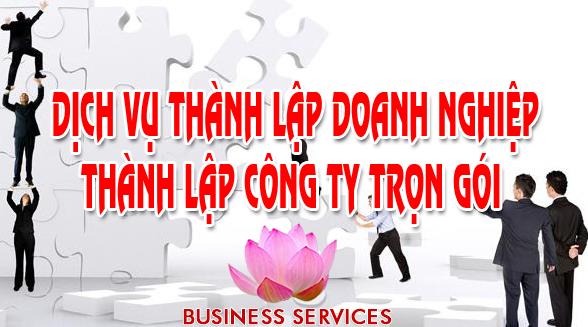 Thủ tục thành lập doanh nghiệp tại Đà Nẵng trọn gói