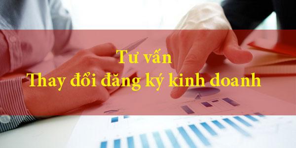 Dịch vụ thay đổi đăng ký kinh doanh tại Quận Ngũ Hành Sơn